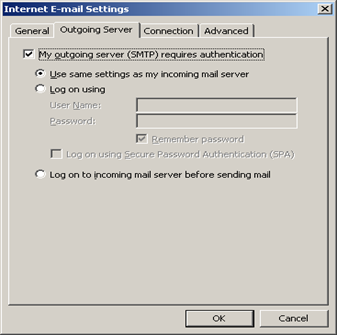 Using Google Email on Mircosoft Outlook - ảnh 05